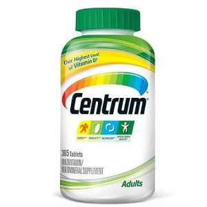 Vitamin Centrum for adults